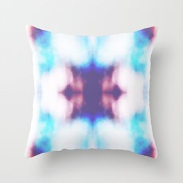 Summer Moth 2012 Throw Pillow