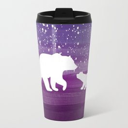 Bears from the Purple Dream Travel Mug