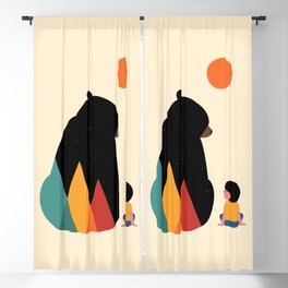 Heart To Heart Blackout Curtain