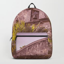 Palm Tree Summer - The Alamo Backpack