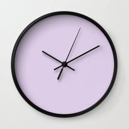 Pantone 2085 C Wall Clock
