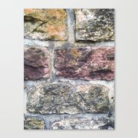 mineral Canvas Prints featuring MINERAL by Sorbetedelimon