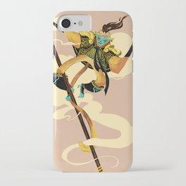 The Monkey King iPhone Case