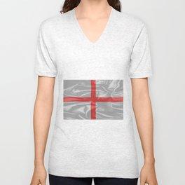 England Flag of St George Unisex V-Neck
