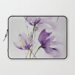 wilted tulips Laptop Sleeve