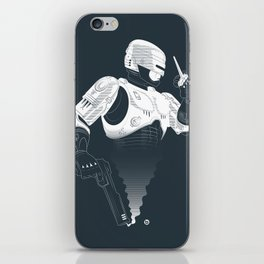 Robocop iPhone Skin