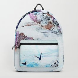 Coral reefs and birds Backpack