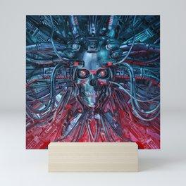 Heavy Metal Mind Mini Art Print
