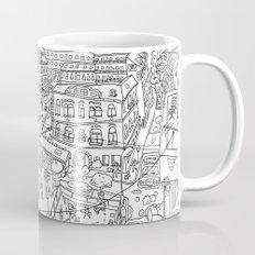 Budapest X Mug