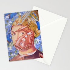 SALVATOR MUNDI Stationery Cards