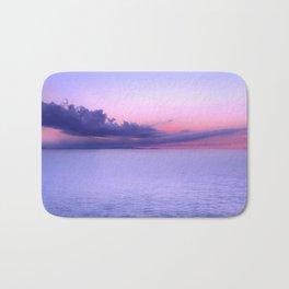 Sunset Indigo Mood Bath Mat