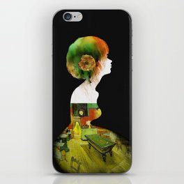 Van Girl iPhone Skin