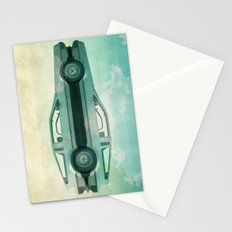 Siamese  Delorean Stationery Cards