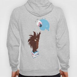 Porcupine and Balloon Hoody