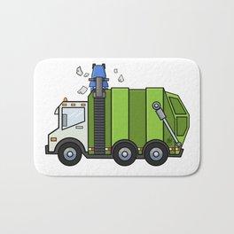 Recycle Truck Bath Mat