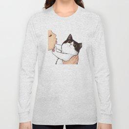 Don't kiss! Long Sleeve T-shirt
