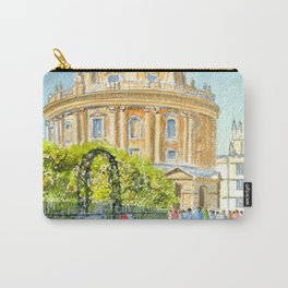 Radcliffe Camera Oxford University England Carry-All Pouch