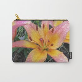 Lily after rain Carry-All Pouch