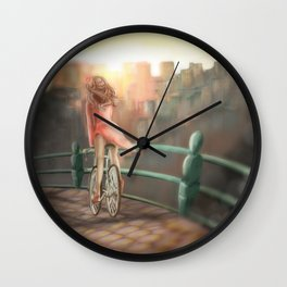 Keep your balance! Wall Clock