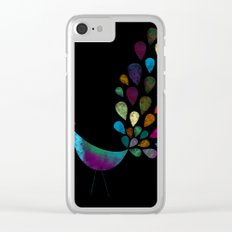 color 6 Clear iPhone Case