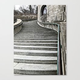 Stairway to Heaven? Canvas Print