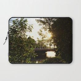 The Footbridge Laptop Sleeve