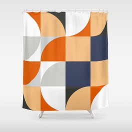 Contemporary 61 Shower Curtain