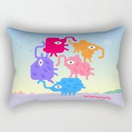 Values Rectangular Pillow