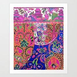 Tracy Porter / Poetic Wanderlust: Fearless Art Print
