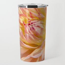 Delicate Pink Petals Travel Mug