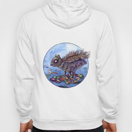Chinese Mythic Creatures and Legends 【山海神兽·插画】   Hoody