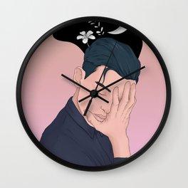 Blame Wall Clock