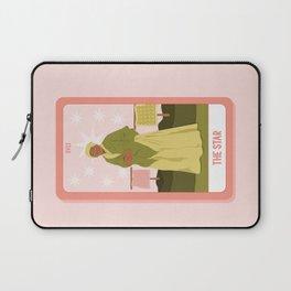Tarot Card XVII: The Star Laptop Sleeve