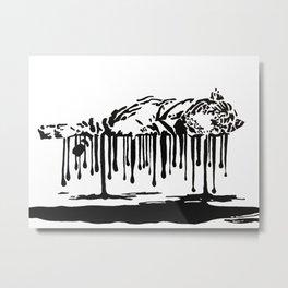 Cruel Metal Print