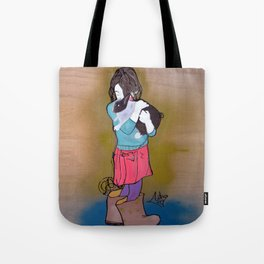 Now I can run free Tote Bag
