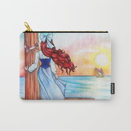 When Love Sails Away... Carry-All Pouch