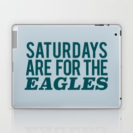 Saturdays are for the Eagles Laptop & iPad Skin