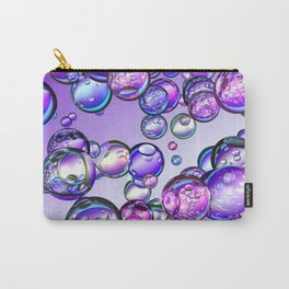 I like bubbles -d- Carry-All Pouch