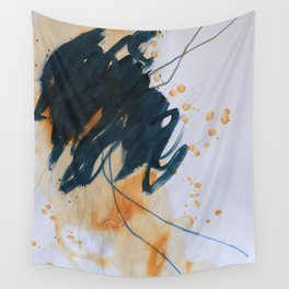 maybe I've lost count Wall Tapestry