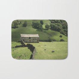 Walls and Barns Bath Mat