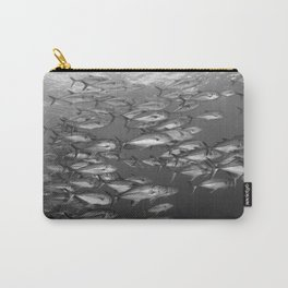 Following the Crowd Carry-All Pouch
