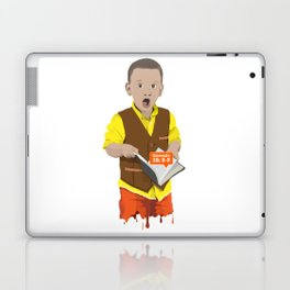 Thought Provoking Kid Laptop & iPad Skin