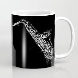 Alto Saxophone Coffee Mug