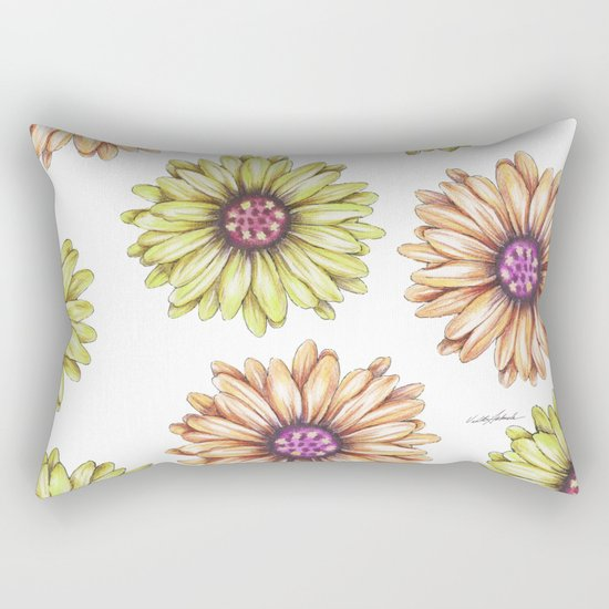 Fun With Daisy- In memory of Mackenzie Rectangular Pillow