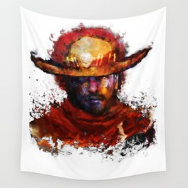 Big Boss Wall Tapestry