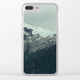 Yonder Mountain Clear iPhone Case