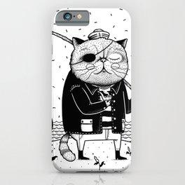 Fishercat iPhone Case