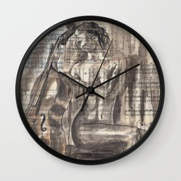 The Performance Wall Clock