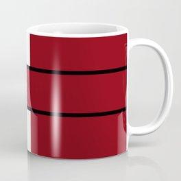 Team Color 6...maroon,white Coffee Mug