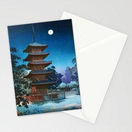 12,000pixel-500dpi - Tsuchiya Koitsu - ASAKUSA KINRYUSAN Stationery Cards